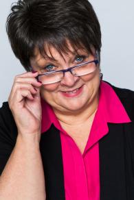 Portrait von Angelika Rausch, Coach in Köln.